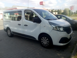 RENAULT Trafic 1,6 dCi 88kw 9 míst